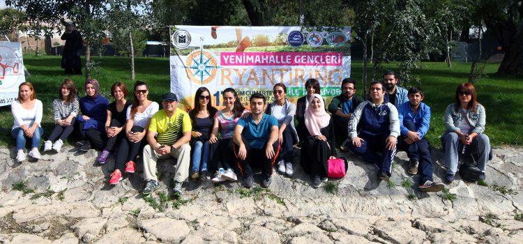Yenimahalle Gençleri Oryantiring ile Tanışıyor Haberleri