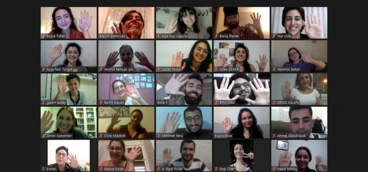 Online İYAGENDER Activist Training is Completed!
